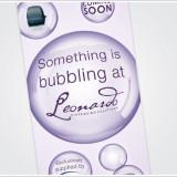 Something is bubbling at Leonardo…